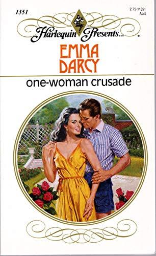 9780373113514: One Woman Crusade