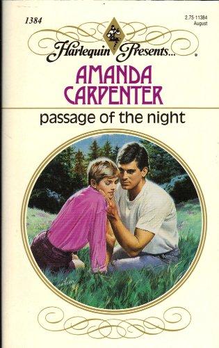 Passage of the Night: Amanda Carpenter