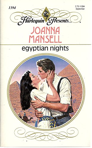 9780373113941: Egyptian Nights