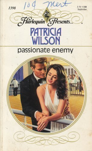 9780373113989: Passionate Enemy