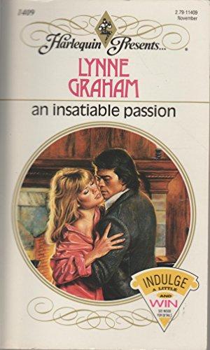 9780373114092: Insatiable Passion