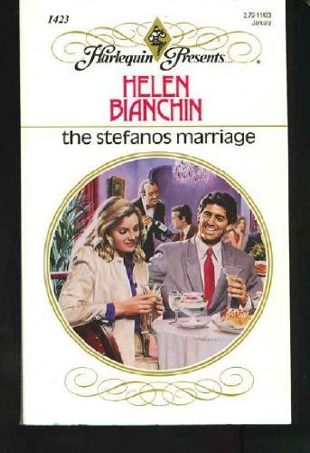 9780373114238: The Stefanos Marriage (Harlequin Presents)