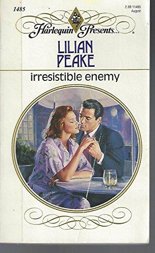 9780373114856: Irresistible Enemy
