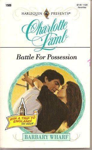 9780373115099: Battle For Possession