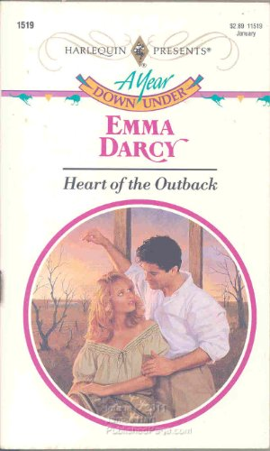 9780373115198: Heart Of The Outback