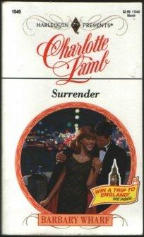 Surrender: Charlotte Lamb