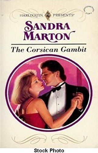 Corsican Gambit: Marton, Sandra