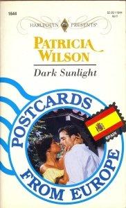 9780373116447: Dark Sunlight (Postcards From Europe)
