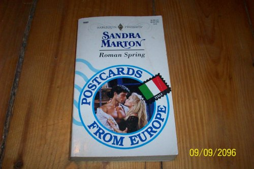 Roman Spring (Postcards From Europe): Marton, Sandra