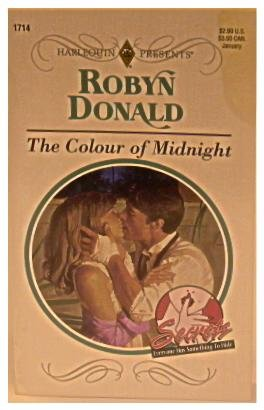 The Colour Of Midnight (Secrets) (Harlequin Presents, No. 1714): Robyn Donald