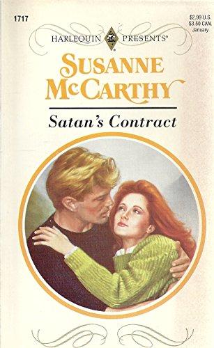 9780373117178: Satan's Contract (Harlequin Presents)