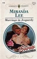 9780373117284: Marriage In Jeopardy