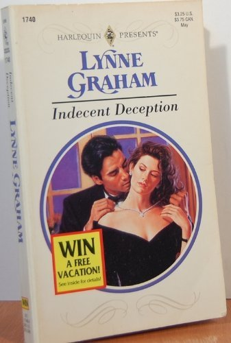9780373117406: Indecent Deception