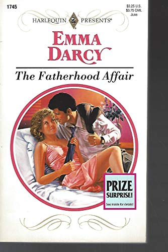 Fatherhood Affair (0373117450) by Emma Darcy