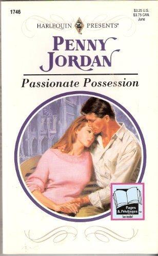9780373117468: Passionate Possession