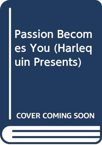 Passion Becomes You: Michelle Reid