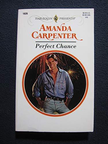 Perfect Chance: Carpenter, Amanda