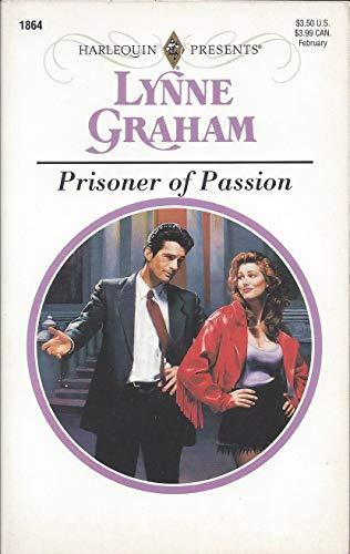 9780373118649: Prisoner Of Passion