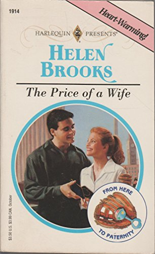 Price of a Wife: Brooks, Helen