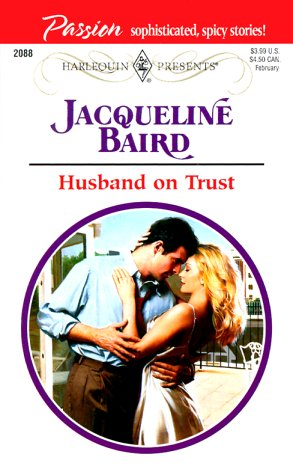 9780373120888: Husband On Trust (Presents Passion) (Passion, 2088)