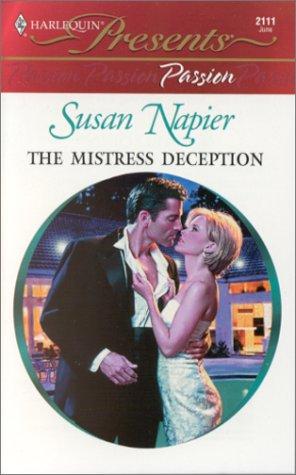 9780373121113: Mistress Deception (Harlequin Presents, No. 2111)