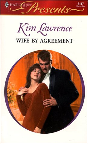 Wife By Agreement: Lawrence, Kim