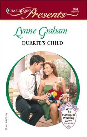 9780373121991: Duarte's Child