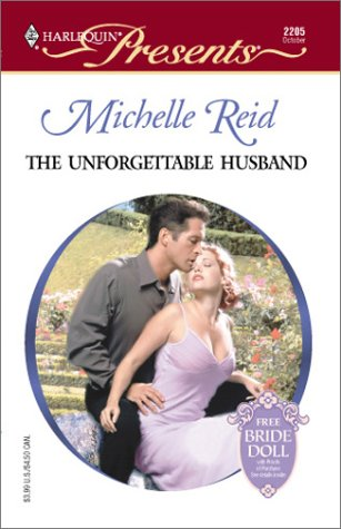9780373122059: The Unforgettable Husband (Harlequin Presents)