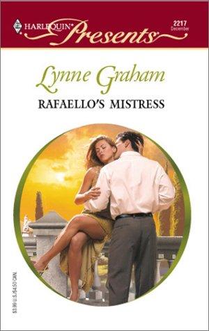 9780373122172: Rafaello's Mistress