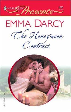9780373122653: The Honeymoon Contract (The Kings Of Australia)