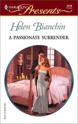 9780373122790: A Passionate Surrender