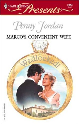 9780373123148: Marco's Convenient Wife (Wedlocked!) (Harlequin Presents # 2314)