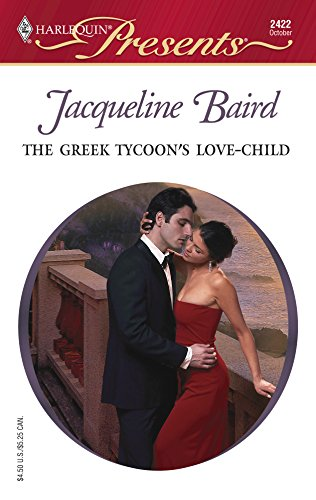 9780373124220: The Greek Tycoon's Love-Child