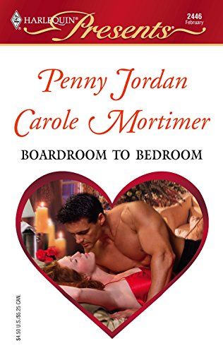 Boardroom to Bedroom The Boss' Marriage Arrangement: Jordan, Penny &