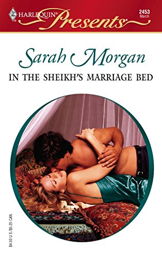 In The Sheikh's Marriage Bed: Morgan, Sarah