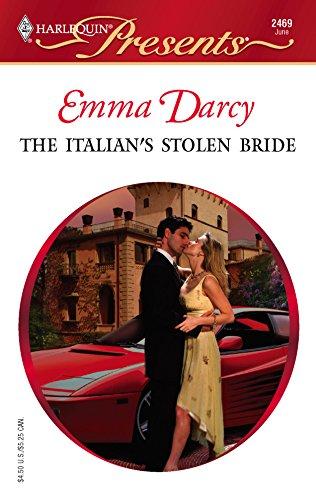 9780373124695: The Italian's Stolen Bride (Harlequin Presents # 2469)