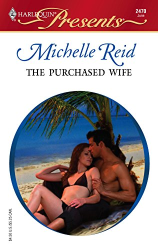 9780373124701: The Purchased Wife
