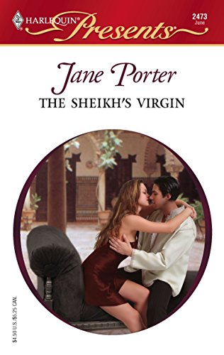 9780373124732: The Sheikh's Virgin