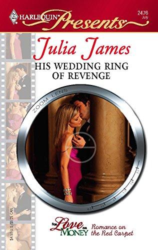 9780373124763: His Wedding Ring Of Revenge