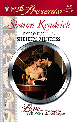 9780373124886: Exposed: The Sheikh's Mistress
