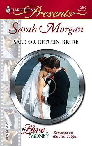 9780373125005: Sale or Return Bride