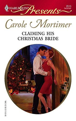 9780373125104: Claiming His Christmas Bride