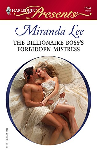 9780373125241: The Billionaire Boss's Forbidden Mistress