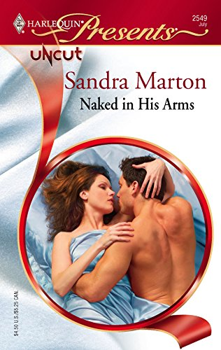 Naked In His Arms (0373125496) by Sandra Marton