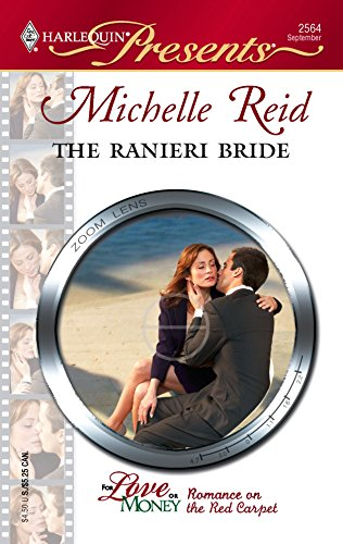 9780373125647: The Ranieri Bride