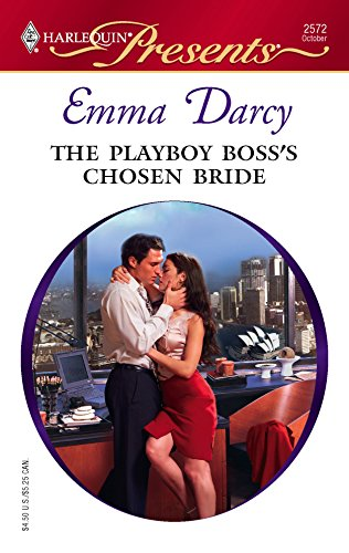 9780373125722: The Playboy Boss's Chosen Bride