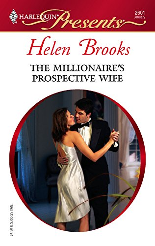 9780373126019: The Millionaire's Prospective Wife