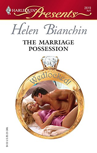 9780373126194: The Marriage Possession