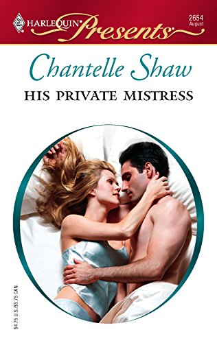 9780373126545: His Private Mistress (Harlequin Presents)