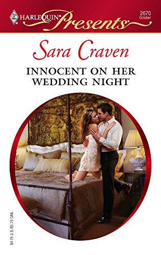 9780373126705: Innocent On Her Wedding Night